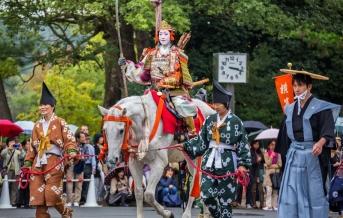 Kjóto, festivaly