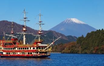 Fudži, jezero