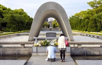 Hirošima, park míru