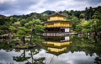 Kjóto, Zlatý pavilon