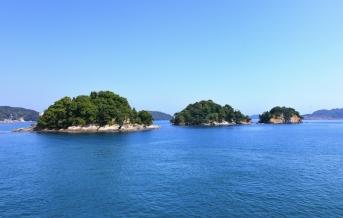 Mikimoto ostrovy, Japonsko