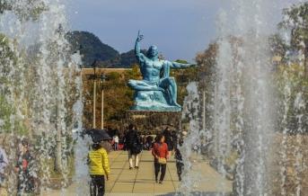 Mírový park, Nagasaki