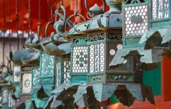 Nara, Kasuga cesta
