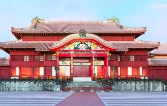Okinawa, chram