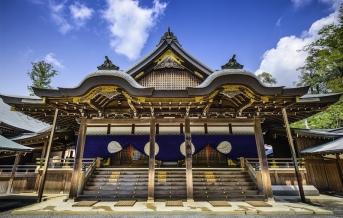 Svatyně Ise, Japonsko