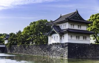 Císařský palác a zahrady v Tokiu