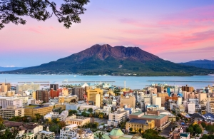 Japonsko, Kagošima