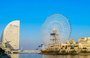 Jokohama Japonsko