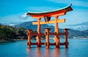 Japonsko, Ostrov Mijadžima