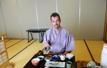 Jan Drapela - Japonsko, průvodce