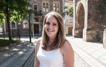 Karolína Matějčková - Vietnam, senior konzultant