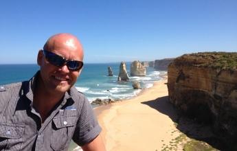 Marek Wachtl - Průvodcovská a touroperátorská činnost, Austrálie