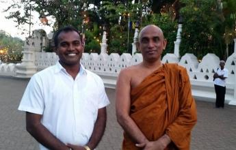 Ruwan - řidič a průvodce Srí Lanka
