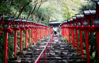 Jak se chovat v japonských chrámech