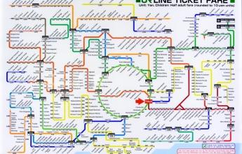 Jak cestovat Japonskem, japan rail pass