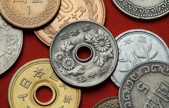 Peníze Japonsko