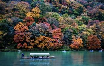 Podzim v Japonsku
