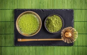 Japonský čaj matcha, příprava