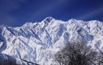 Zima v Japonsku