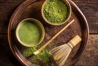 Japonský čaj matcha