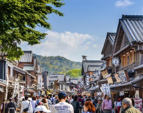 Ise Šima, Japonsko