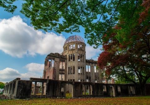 Japonsko, Hirošima