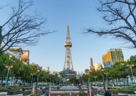 Nagoja, Japonsko