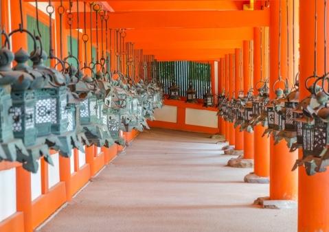 Japonsko, Nara