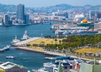 Zájezd Japonsko a plavba do Jižní Koreje