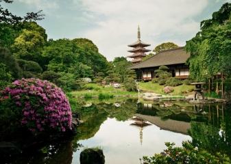 Chrám Sensoji, Japonsko