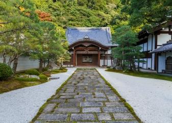 Chrám Nanzen Ji, Kjóto