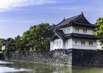 Císařský palác, Tokio