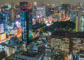 Tokio, Japonsko