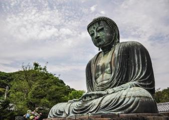Velký buddha, Kamakura