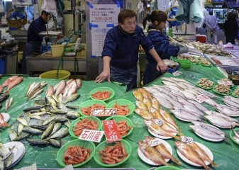 Rybí trh, Tokio