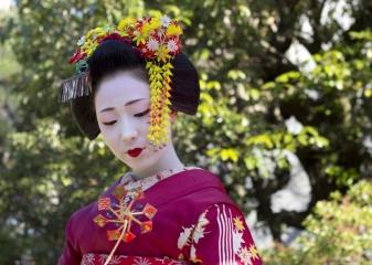 Japonská gejša