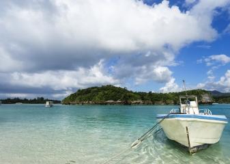 Okinawa, Japonsko