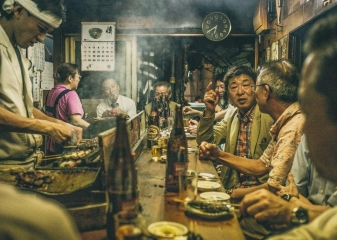 Izakaja izakaya Shinjuku japonská hospoda