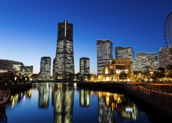 Jokohama, Japonsko