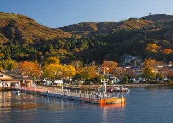 Jezero Ashinoko, Nikko