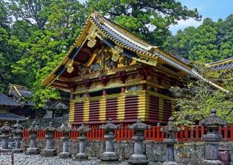 Svatyně Tosogu, Nikko