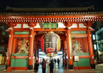 Kaminarimon, Tokio
