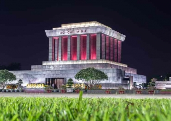 Hanoi, mauzoleum, Vietnam