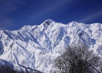 Zima, Japonsko