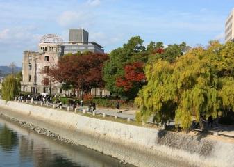 Hirošima, Mírový park