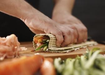 Japonské sushi
