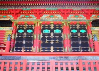 Chrám Toshogu, Nikko, Japonsko