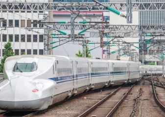 Šinkanzenem do Kjóta