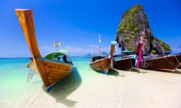 Zájezd Japonsko a thajské Krabi