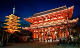 Asakusa,Japonsko
